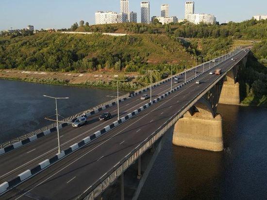 «Нижновэнерго» организует архитектурную подсветку еще на двух мостах через Оку