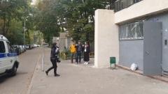 В дом на Совхозной улице приехали криминалисты