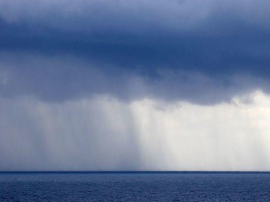 Петербургская дамба готова к шторму