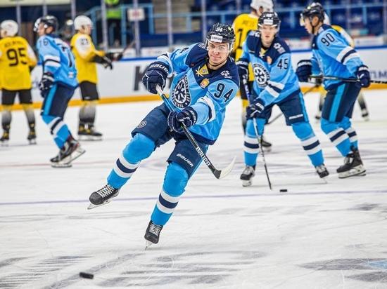ХК «Сибирь» проиграл «Северстали» в первом домашнем матче сезона