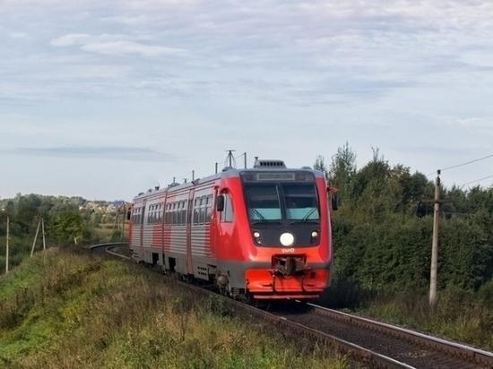 Движение поездов по маршруту Великие Луки – Себеж возобновят с 1 октября