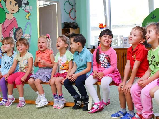 Два детских сада откроют в Омске к концу 2021 года