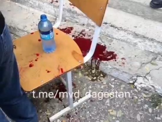 Студенты дагестанского колледжа устроили драку с поножовщиной