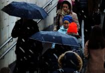 Вечером в понедельник, 13 сентября, в столичном регионе ожидается резкое ухудшение погоды