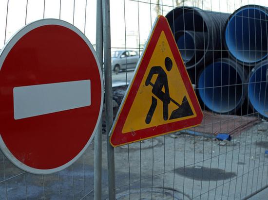 Автомобилистов предупредили о перекрытии съезда с Ропшинского шоссе на КАД