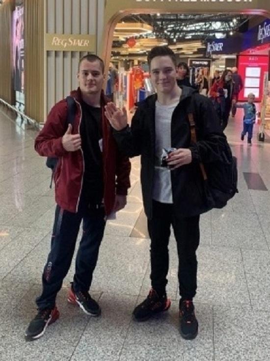 Петрозаводские гимнасты привезли медали из Турции