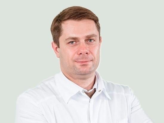 Роман Плотников назначен главным врачом Курской городской поликлиники №7