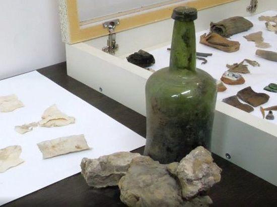 Во Владимире во время ремонта в Богородице-Рождественском монастыре обнаружили 12 старинных предметов