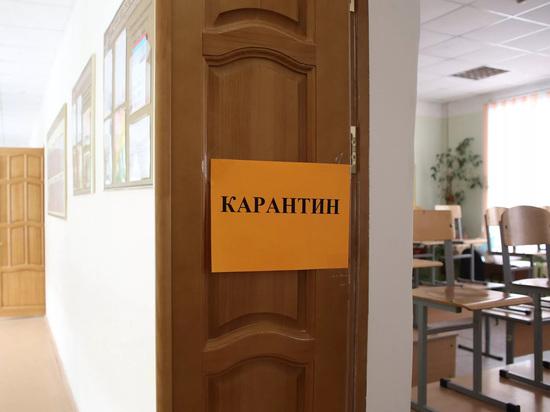В Курской области карантин вынуждены соблюдать 330 дошкольников и 800 школьников