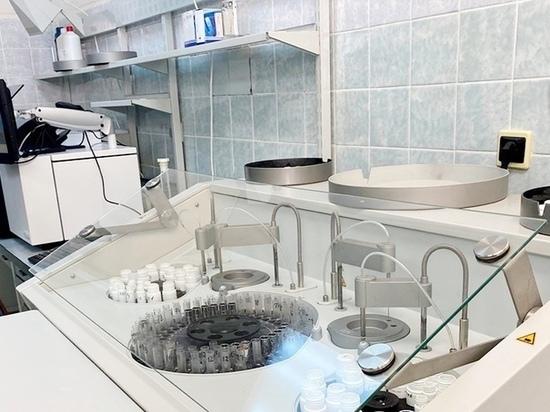 Курская область получила 98 млн рублей на закупку лабораторного оборудования