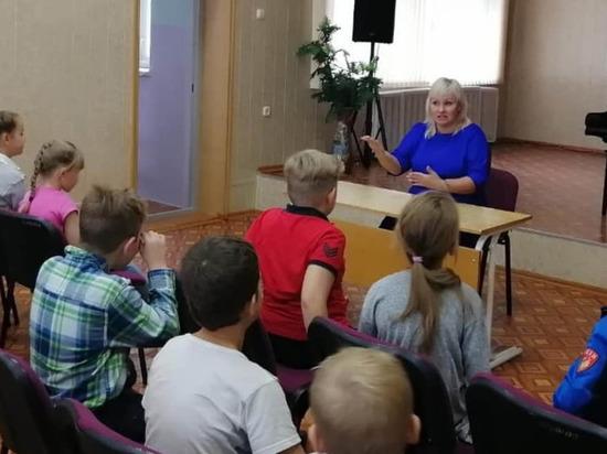 Всероссийский урок Арктики прошел в Детской школе искусств