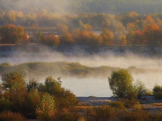 Курские синоптики обещают 14 сентября незначительное похолодание до +23 градусов
