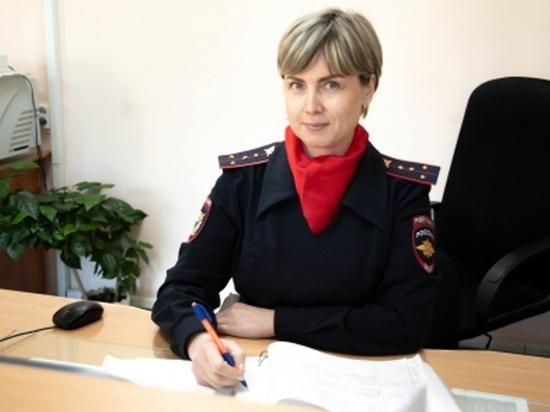 Капитан полиции в Чите случайно увидела кражу и задержала подозреваемого