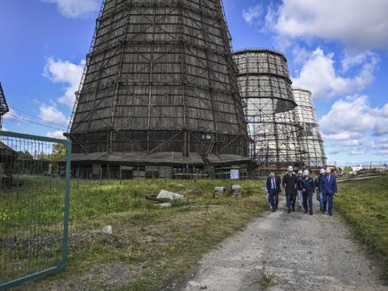 Михаил Дегтярев обсудил с руководством Дальневосточной генерирующей компании планы по возведению ТЭЦ-4
