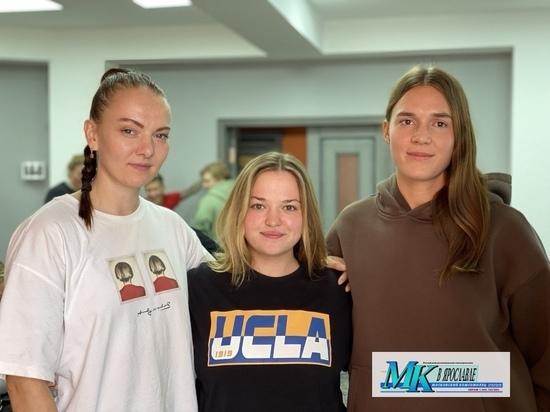 В Ярославской женской хоккейной команде прошли выборы капитана