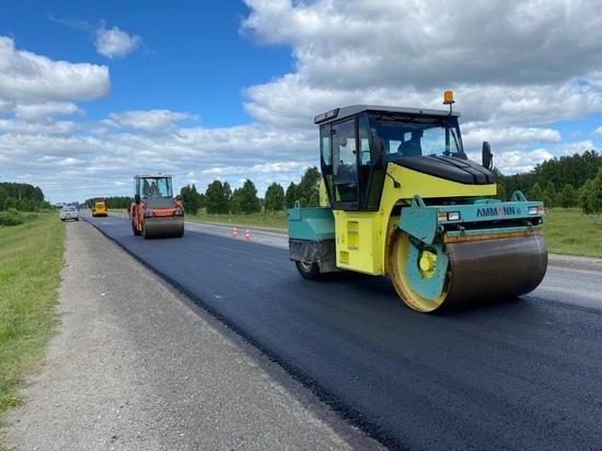 Под Новосибирском отремонтируют четыре участка дорог за 67 млн рублей
