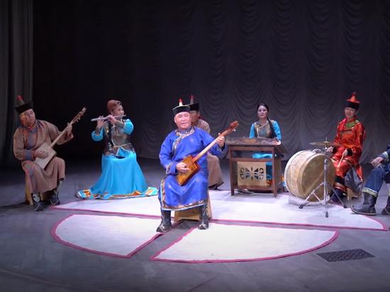 В Улан-Удэ прозвучат «Древние голоса сибирской земли»