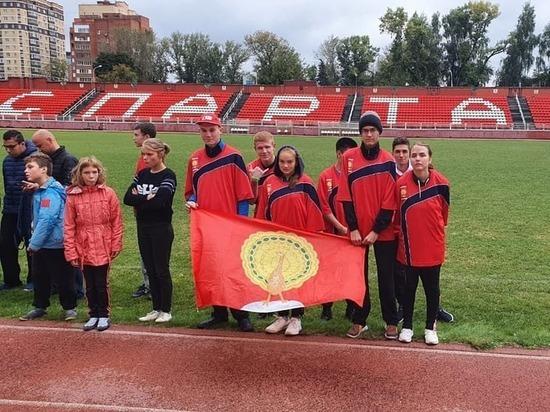 Легкоатлеты из Серпухова взошли на пьедестал Первенства Московской области