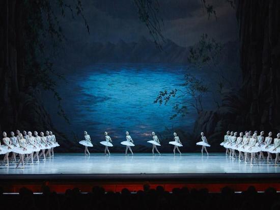 Балетная классика на сцене НОВАТа
