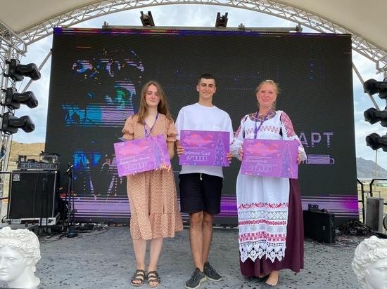 Три проекта тамбовчан получили гранты на фестивале «Таврида.АРТ»