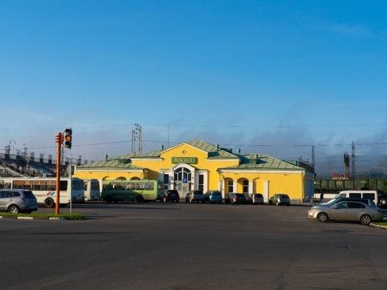 Железнодорожный вокзал в Кузбассе не будет работать почти год