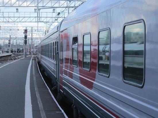 С мая 2022 года из Белгорода в Крым начнет ходить прямой поезд