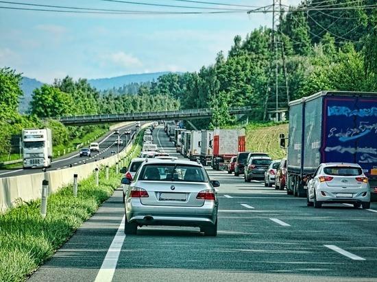 Германия: Ограничение скорости на немецких автобанах
