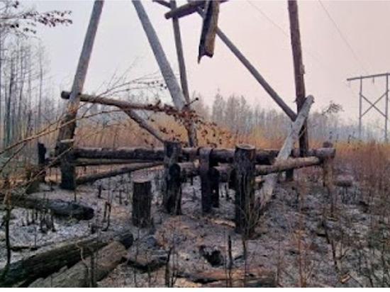 В Якутии будут награждены энергетики-участники тушения пожаров