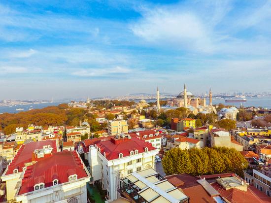 Исследуйте Стамбул с Sura Hotels
