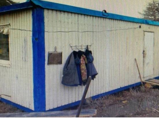 В Оймяконском улусе Якутии мужчина украл две жилые бытовки