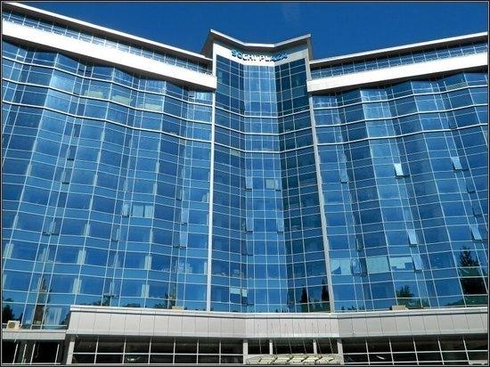 Гостиничный комплекс «Сочи-Плаза» вновь выставили на онлайн торги за 2,35 миллиарда рублей