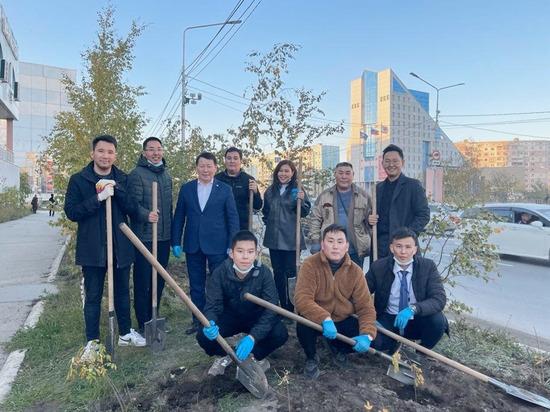 В Якутии Алмазэргиэнбанк присоединился к акции «Сохраним лес»