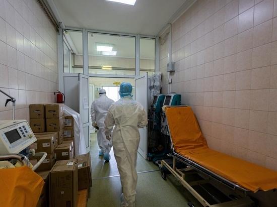 Врач из Новосибирска заявил, что четвертая волна коронавируса продлится несколько месяцев