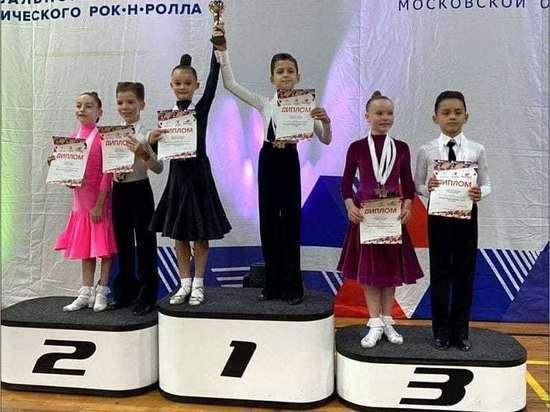Танцоры из Серпухова завоевали более десяти наград