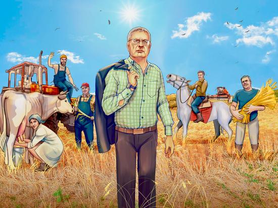 ЛДПР: Помогать фермерам надо не на словах, а на деле