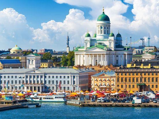 Петербуржцам разрешат съездить в Финляндию по работе