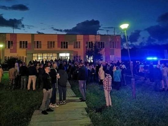 Воробьев заявил, что общежитие мигрантов в Бужаниново закроют сегодня