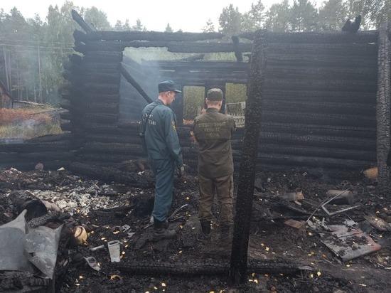 В Марий Эл проводится проверка по факту гибели людей на пожаре