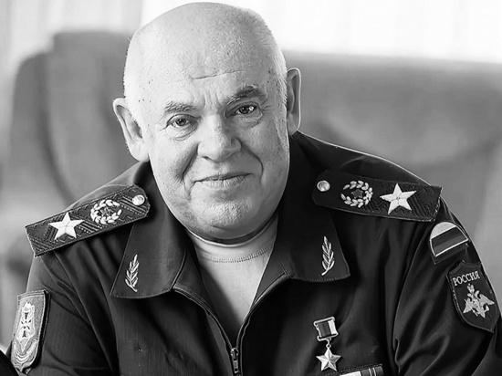 Вениамин Кондратьев выразил соболезнования в связи с кончиной генерала Виктора Казанцева