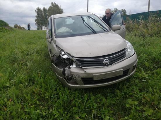 Два человека пострадали в ДТП в Куньинском районе