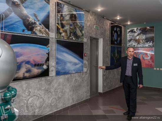 Дотянуться до звезд: на Алтае отметили день рождения Германа Титова