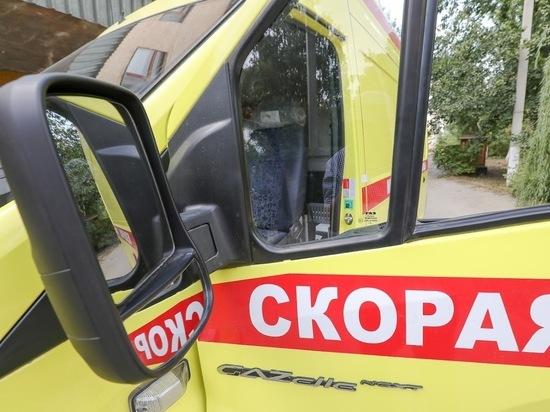 В ДТП под Волгоградом травмировался 3-летний ребенок