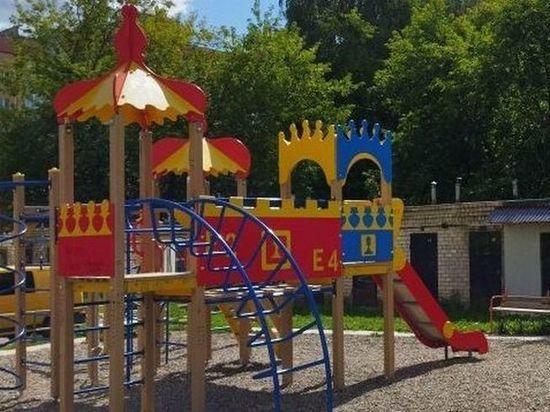 Детские площадки сделают безопасными по суду