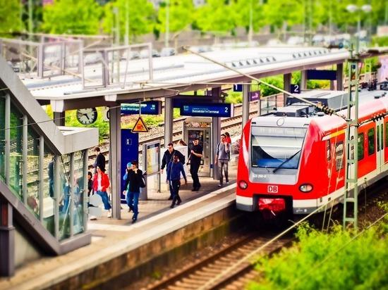 Германия: Две недели бесплатных поездок на поездах и автобусах