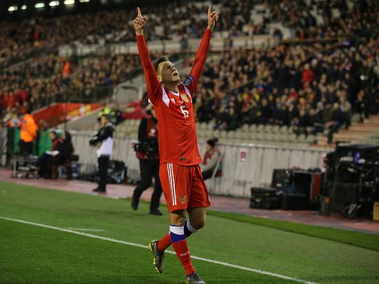 Черышев может пропустить матчи сборной России из-за травмы