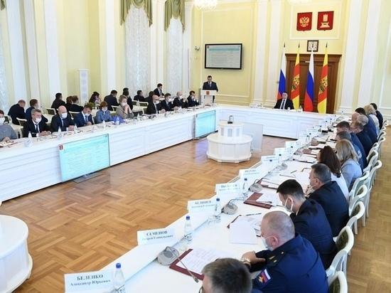 В Тверской области рассмотрели реализацию нацпроекта «Экология»