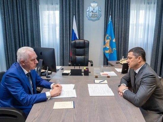 Около миллиарда направят на реализацию программы социально-экономического развития Псковской области