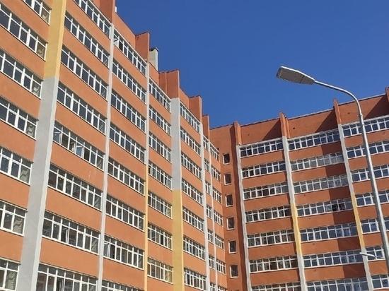 В Тамбове ввели в эксплуатацию многоэтажку на Московской, которую строили более 10 лет