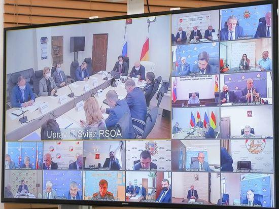 В Северной Осетии развернут еще 240 койко-мест для ковидзараженных