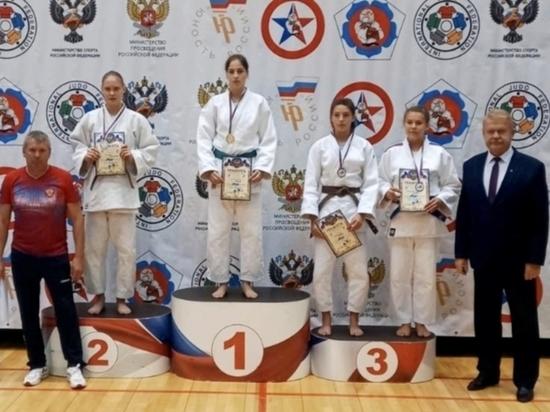 Спортсменка из Иванова стала второй на всероссийских соревнованиях по дзюдо